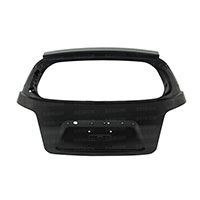 SEIBON CARBON FIBER TRUNK/HATCH OEM CHEVROLET SONIC 2012-2013