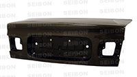 SEIBON CARBON FIBER TRUNK/HATCH OEM HONDA CIVIC 2DR 1992-1995