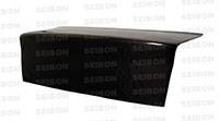 SEIBON CARBON FIBER TRUNK/HATCH (Shaved) S HONDA CIVIC 2DR 1996-2000