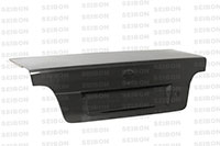 SEIBON CARBON FIBER TRUNK/HATCH OEM BMW 5 SERIES (E39) 1997-2003