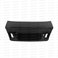 SEIBON CARBON FIBER TRUNK/HATCH OEM BMW 3 SERIES 4DR (E46) 1999-2004