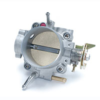 SKUNK2 RACING Alpha Series Cast Throttle Body HONDA / ACURA 66mm CAST THROTTLE BODY D,B,H,F SERIES ENGINE
