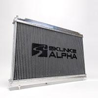 SKUNK2 RACING Alpha Series Full Size Radiator HONDA / ACURA 2006-11 CIVIC Si NO A/T TRANS