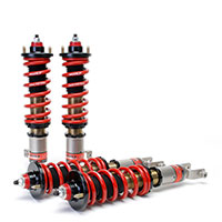 SKUNK2 RACING Pro S2 Full Threaded Body Coilovers - Non Dampening Adjustable ACURA 1990-93 ACURA INTEGRA (ALL MODELS) 8K/ 8K Spring Rates