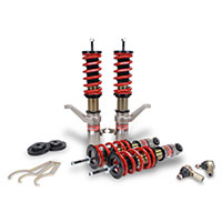 SKUNK2 RACING Pro S2 Full Threaded Body Coilovers - Non Dampening Adjustable HONDA 2001-05 CIVIC (ALL MODELS) 10K/ 10K Spring Rates