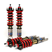 SKUNK2 RACING Pro C Full Threaded Body Coilovers - Dampening Adjustable ACURA 2000-06 S2000 10K/ 10K Spring Rates