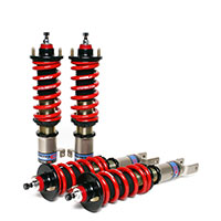 SKUNK2 RACING Pro C Full Threaded Body Coilovers - Dampening Adjustable HONDA 1989-91 CIVIC 10K/ 8K Spring Rates
