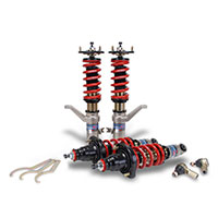 SKUNK2 RACING Pro C Full Threaded Body Coilovers - Dampening Adjustable ACURA 2002-06 RSX 12K/ 12K Spring Rates