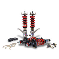 SKUNK2 RACING Pro C Full Threaded Body Coilovers - Dampening Adjustable HONDA 2001-05 CIVIC DX, LX, EX, Si 12K/ 12K Spring Rates