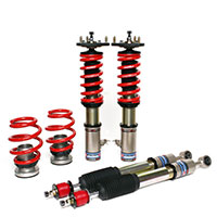 SKUNK2 RACING Pro C Full Threaded Body Coilovers - Dampening Adjustable HONDA 2006-08 CIVIC SI 12K/ 10K Spring Rates