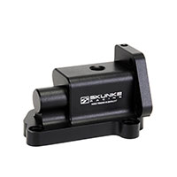 SKUNK2 RACING HONDA / ACURA VTEC SOLENOID - H SERIES VTEC ENGINES, BLACK ANODIZED VTEC ONLY