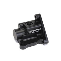 SKUNK2 RACING HONDA / ACURA VTEC SOLENOID - S2000 ENGINES, BLACK ANODIZED ALL MODELS