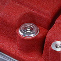 SKUNK2 RACING HONDA / ACURA VALVE COVER WASHER KIT - B SERIES VTEC, CLEAR ANODIZED VTEC ONLY
