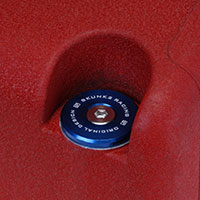 SKUNK2 RACING HONDA / ACURA VALVE COVER WASHER KIT - K SERIES VTEC, BLUE ANODIZED ALL MODELS