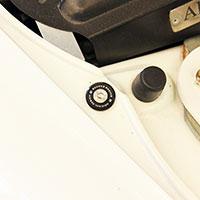 SKUNK2 RACING HONDA / ACURA FENDER WASHER KIT LARGE - BLACK ANODIZED INCLUDES 6 PCS.