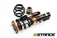 Stance Super Sport Coilover Damper Kit Chevrolet Cobalt 05-07 E60/E61