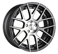 STANCE WHEELS SC-8 20x10 5x112 et35 66.56 SLATE GREY MACHINE