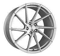 STANCE WHEELS SF-01 20x10.5 5x112 et30 66.56 SILVER BRUSH FACE