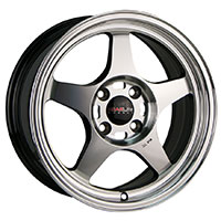 TRAKLite Burn Wheels Rims