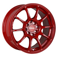 TRAKLITE DRIVE 15X7 4X100/114.3 ET35 RACING RED