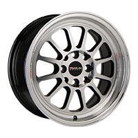 TRAKLite Throttle Wheels Rims