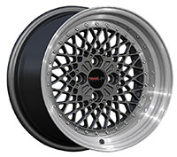 TRAKLite Turbulance Wheels Rims