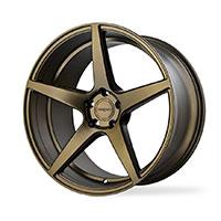 Velgen Classic5 Wheel Rim 20x10.5 5x114.3 ET45 73.1 Satin Bronze
