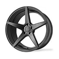 Velgen Classic5 Wheel Rim 20x10.5 5x114.3 ET45 73.1 Satin Gunmetal