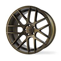 Velgen VMB7 Wheel Rim 20x10.5 5x114.3 ET45 73.1 Satin Bronze