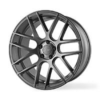 Velgen VMB7 Wheel Rim 20x10.5 5x114.3 ET10 66.1 Satin Gunmetal