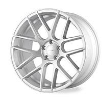 Velgen VMB7 Wheel Rim 20x10.5 5x114.3 ET10 66.1 Satin Silver