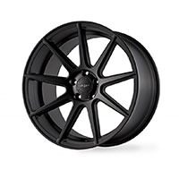 Velgen VMB9 Wheel Rim 20x10.5 5x114.3 ET45 73.1 Satin Black