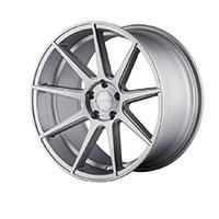 Velgen VMB9 Wheel Rim 20x10.5 5x114.3 ET45 73.1 Satin Silver