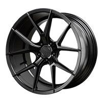Verde Axis Wheel Rim 19x8.5 5x108 ET38 67.1 Satin Black