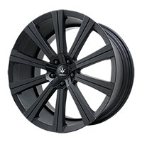 Verde Shift Wheel Rim 20x10 5x114.3 ET25 74.1 Matte Black