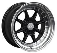 XXR 002 5 Wheel Rim 15x8 4x100/4x114.3 ET0 73.1mm Black / ML