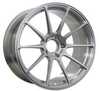 XXR 527F Wheel Rim 18x10 5x100 ET40 73.1mm Brushed Forged