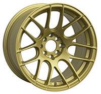 XXR 530 Wheel Rim 15x8 4x100/4x114.3 ET20 73.1mm Gold