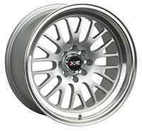 XXR 531 Wheel Rim 15x8 4x100/4x114.3 ET0 73.1mm Hyper Silver / ML