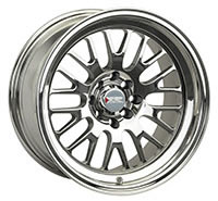 XXR 531 Wheel Rim 15x8 4x100/4x114.3 ET0 73.1mm Platinum