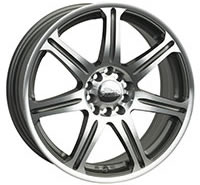 XXR 533 Wheel Rim 14x6 4x100/4x114.3 ET35 73.1mm Machined
