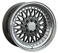 XXR 536 Wheel Rim 16x8 4x100/4x114.3 ET0 73.1mm Gunmetal / ML