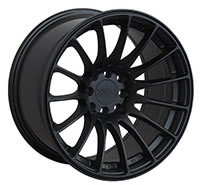XXR 550 Wheel Rim 15x8 4x100/4x114.3 ET21 73.1mm Flat Black