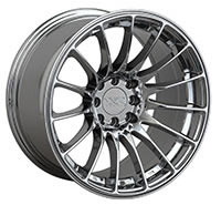 XXR 550 Wheel Rim 15x8 4x100/4x114.3 ET21 73.1mm Platinum