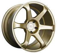 XXR 556 Wheel Rim 18x8.75 5x114.3 ET19 73.1mm Gold