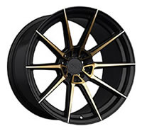 XXR 567 Wheel Rim 18x10.5 5x100/5x114.3 ET20 73.1mm Bronze & Black