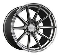 XXR 567 Wheel Rim 18x10.5 5x100/5x114.3 ET20 73.1mm Brushed Silver